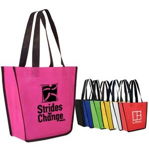 Non Woven Fiesta Tote Bag (Spot Color)